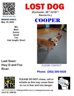 052320 Cooper Mix Senior