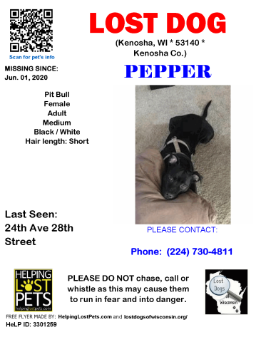 0601 Pepper Pit Adult
